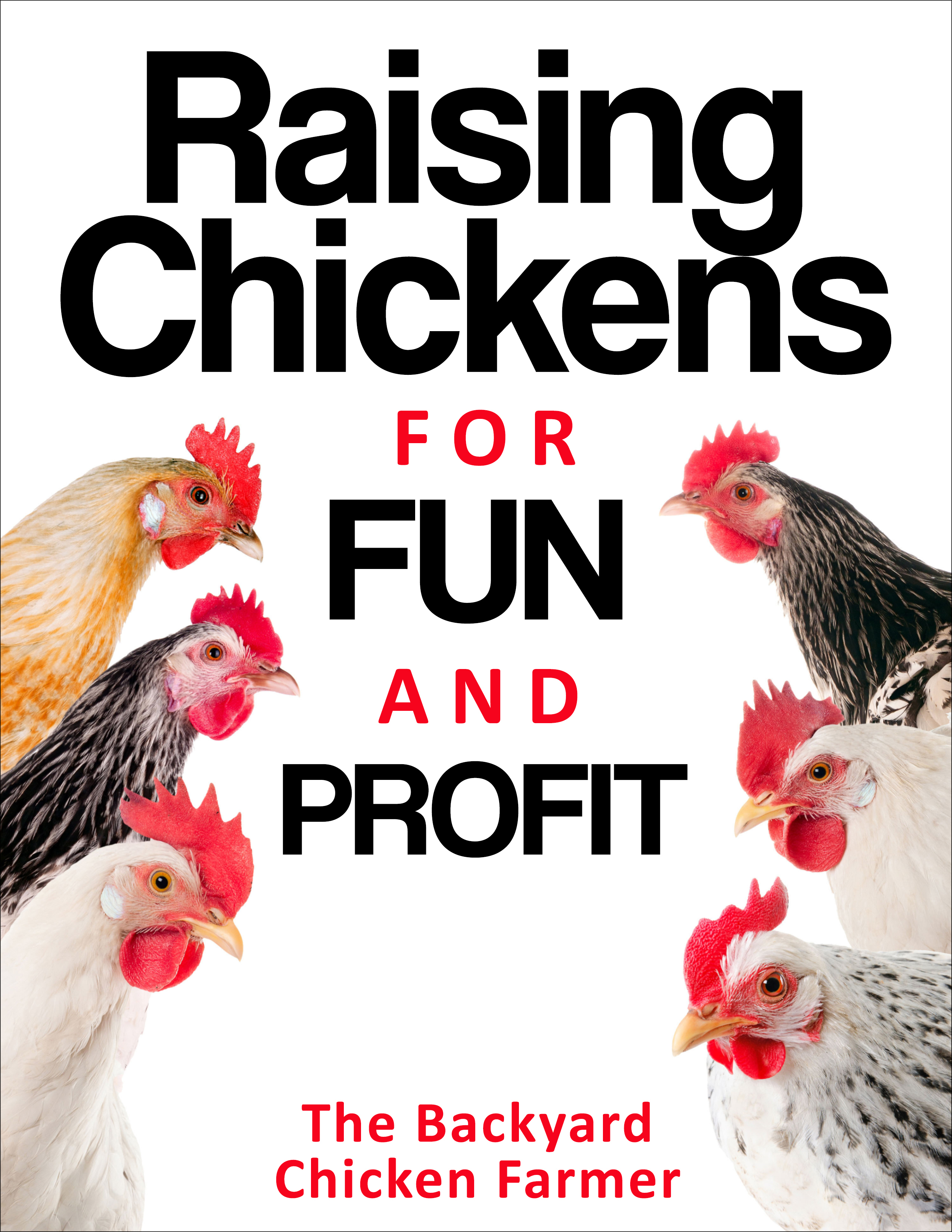 raising chickens for fun and profit the backyard chicken farmer