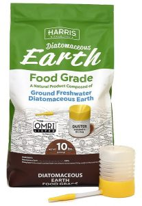 raising laying hens - diatomaceous earth