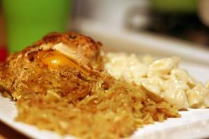 chicken and rice thebackyardchickenfarmer.com