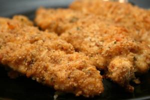Oven fried chicken thebackyardchickenfarmer.com